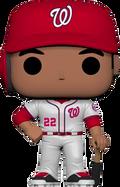 MLB Baseball - Juan Soto Washington Nationals Pop! Vinyl Figure