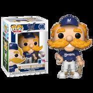 MLB Baseball - Bernie The Brewer Milwaukee Brewers Mascot Pop! Vinyl Figure