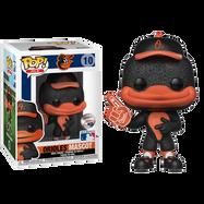 MLB Baseball - The Oriole Bird Baltimore Orioles Mascot Pop! Vinyl Figure