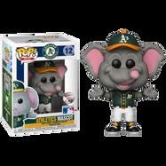 MLB Baseball - Stomper Oakland Athletics Mascot Pop! Vinyl Figure