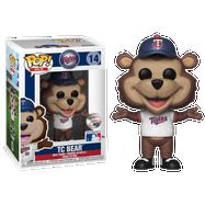 MLB Baseball - TC Bear Minnesota Twins Mascot Pop! Vinyl Figure