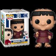MLB Baseball - The Swinging Friar San Diego Padres Mascot Pop! Vinyl Figure
