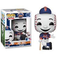 MLB Baseball - Mr Met New York Mets Mascot Pop! Vinyl Figure