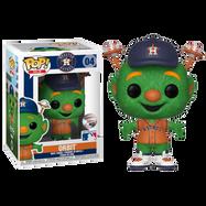 MLB Baseball - Orbit Houston Astros Mascot Pop! Vinyl Figure