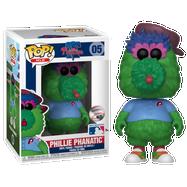 MLB Baseball - Phillie Phanatic Philadelphia Phillies  Mascot Pop! Vinyl Figure
