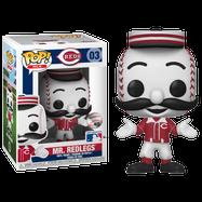 MLB Baseball - Mr. Redlegs Cincinnati Reds Mascot Pop! Vinyl Figure