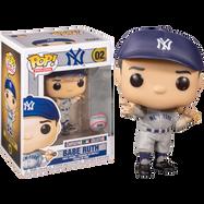 MLB Baseball -  Babe Ruth Pop! Vinyl Figure