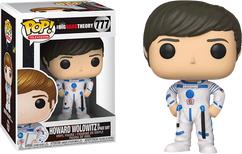 The Big Bang Theory - Howard Wolowitz in Astronaut Suit Pop! Vinyl Figure