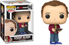The Big Bang Theory - Stuart Boom with Clipboard Pop! Vinyl Figure
