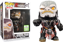 Gears of War - General RAAM ECCC19 US Exclusive Pop! Vinyl Figure