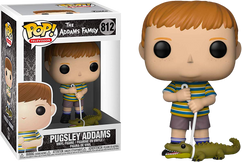 The Addams Family (1964) - Pugsley Addams Pop! Vinyl Figure