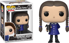 The Addams Family (1964) - Wednesday Addams Pop! Vinyl Figure