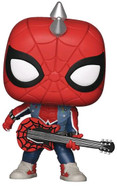 Marvel's Spiderman (2018) - Spider-Punk Pop! Vinyl Figure