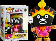 Scooby-Doo - Witch Doctor Pop! Vinyl Figure