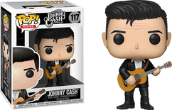 Johnny Cash - Johnny Cash Pop! Vinyl Figure