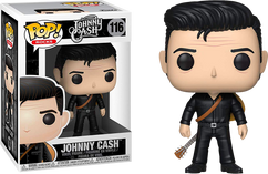 Johnny Cash - Johnny Cash Man in Black Pop! Vinyl Figure