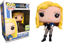 Green Arrow - Black Canary ECCC19 US Exclusive Pop! Vinyl Figure