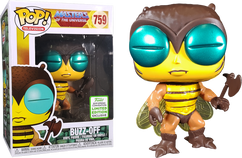 Masters of the Universe - Buzz-Off ECCC19 US Exclusive Pop! Vinyl Figure