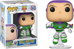 Toy Story 4 - Buzz Lightyear Pop! Vinyl Figure