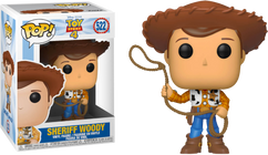 Toy Story 4 - Sheriff Woody Pop! Vinyl Figure