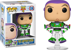 Toy Story 4 - Buzz Lightyear Floating US Exclusive Pop! Vinyl Figure
