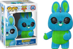 Toy Story 4 - Bunny Flocked US Exclusive Pop! Vinyl Figure