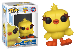 Toy Story 4 - Ducky Pop! Vinyl Figure