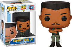 Toy Story 4 - Combat Carl Jr. Pop! Vinyl Figure