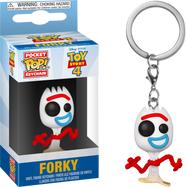 Toy Story 4 - Forky Pocket Pop! Vinyl Keychain