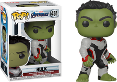 Avengers 4: Endgame - Hulk in Team Suit Pop! Vinyl Figure
