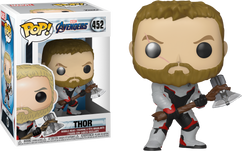 Avengers 4: Endgame - Thor in Team Suit Pop! Vinyl Figure
