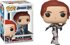 Avengers 4: Endgame - Black Widow in Team Suit Pop! Vinyl Figure