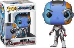 Avengers 4: Endgame - Nebula in Team Suit Pop! Vinyl Figure