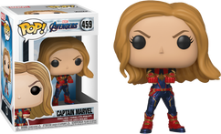 Avengers 4: Endgame - Captain Marvel Pop! Vinyl Figure