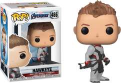 Avengers 4: Endgame -  Hawkeye in Team Suit US Exclusive Pop! Vinyl Figure