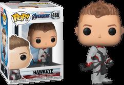 Avengers 4: Endgame -  Hawkeye in Team Suit US Exclusive Pop! Vinyl Figure