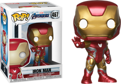 Avengers 4: Endgame - Iron Man US Exclusive Pop! Vinyl Figure