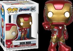 Avengers 4: Endgame - Iron Man US Exclusive Pop! Vinyl Figure