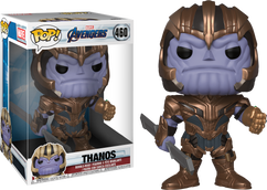 "Avengers 4: Endgame - Thanos 10"" Pop! Vinyl Figure"