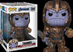 """Avengers 4: Endgame - Thanos 10"""" Pop! Vinyl Figure"""