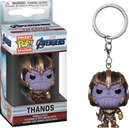 Avengers 4: Endgame - Thanos Pocket Pop! Vinyl Keychain