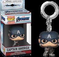 Avengers 4: Endgame - Captain America Pocket Pop! Vinyl Keychain
