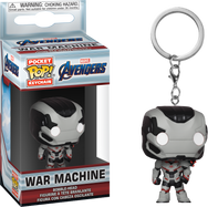 Avengers 4: Endgame - War Machine Pocket US Exclusive Pop! Vinyl Keychain