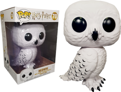 "Harry Potter - Hedwig 10"" US Exclusive Pop! Vinyl Figure"