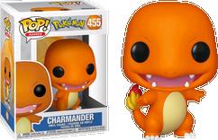 Pokemon - Charmander Pop! Vinyl Figure