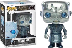 Game of Thrones - Night King Metallic US Exclusive Pop! Vinyl Figure