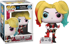 Batman - Harley Quinn with Boombox Rebirth Pop! Vinyl Figure