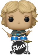 The Police - Stewart Copeland Pop! Vinyl Figure