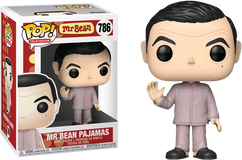 Mr. Bean - Mr. Bean in Pajamas Pop! Vinyl Figure