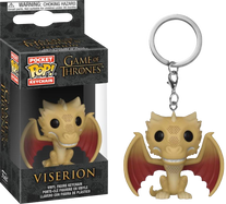 Game of Thrones - Viserion Pocket Pop! Vinyl Keychain